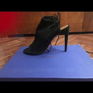 Aquazzura suede pumps